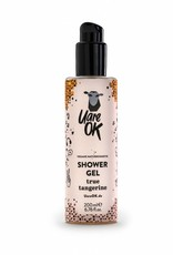 U are OK Shower Gel True Tangerine - Veganes Duschgel