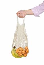 Weety Netzbeutel aus Bio-Baumwolle / weiss