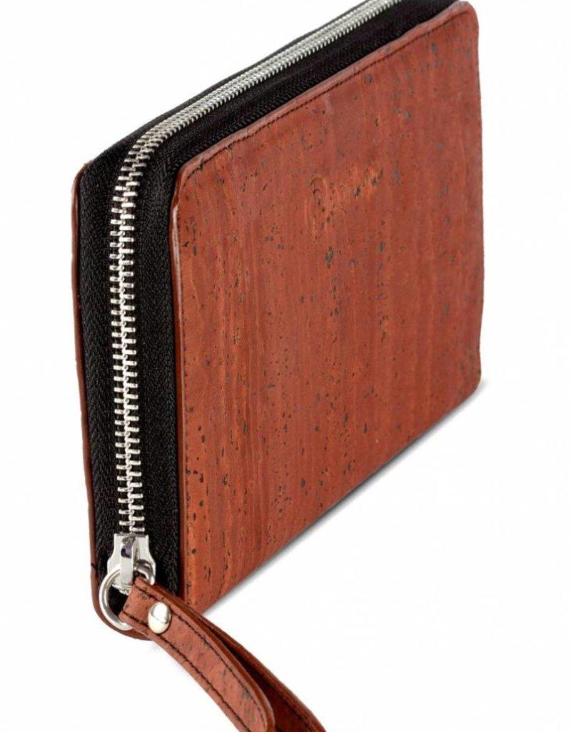 Corkor Kork Brieftasche für Damen - RFID SAFE