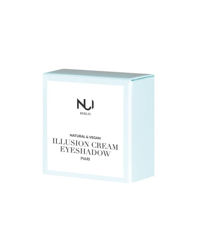 NUI COSMETICS Veganer Lidschatten Natural Illusion Cream Eyeshadow PIARI