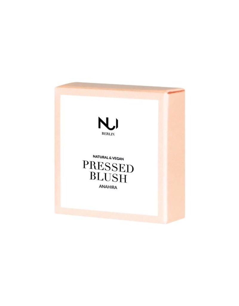 NUI Cosmetics Veganes Wangenrouge Natural Pressed Blush ANAHIRA