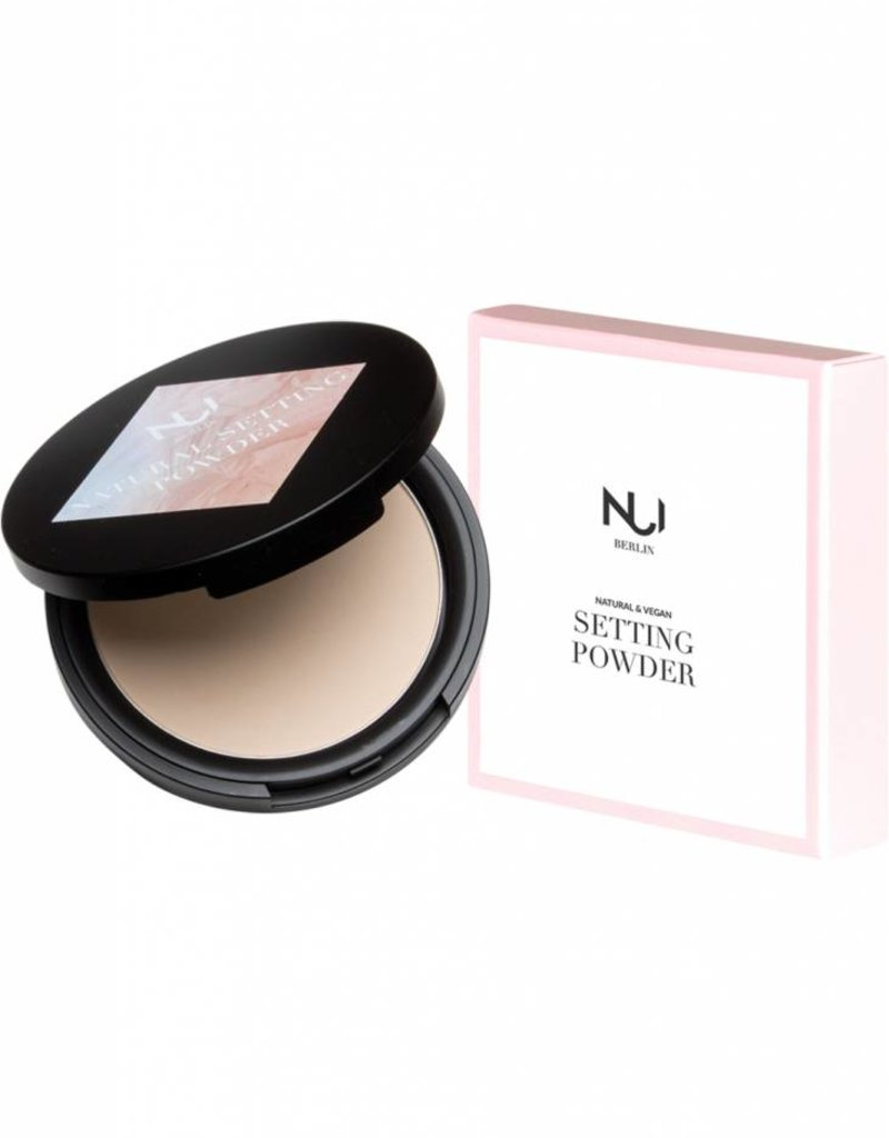 NUI Cosmetics Vegan Natural Setting Powder PARAKORE