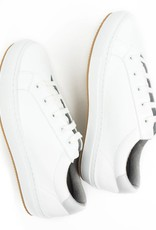 Will's Vegan Shoes Turnschuh NY Trainers / weiss