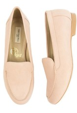 Damenslipper Loafer / pink