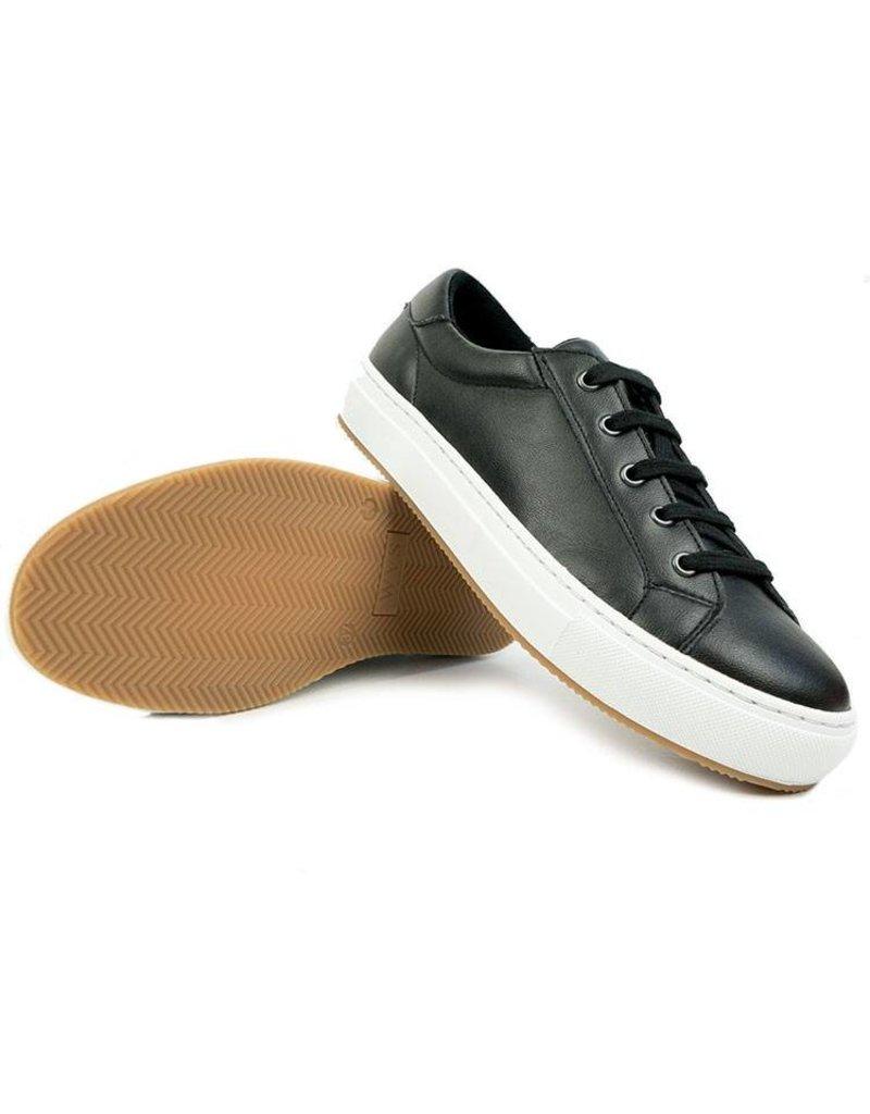 Will's Vegan Shoes Ldt Turnschuh Smart Sneakers / schwarz