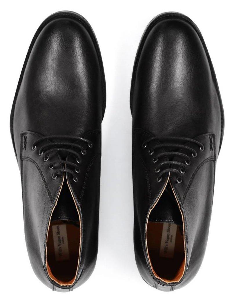 Stiefel Chukka Boots / schwarz