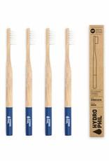 Hydrophil Nachhaltige Zahnbürste aus Bambus - extraweich