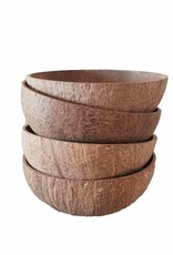Coconut Bowls Natural Coconut Bowl, handgemacht und umweltfreundlich