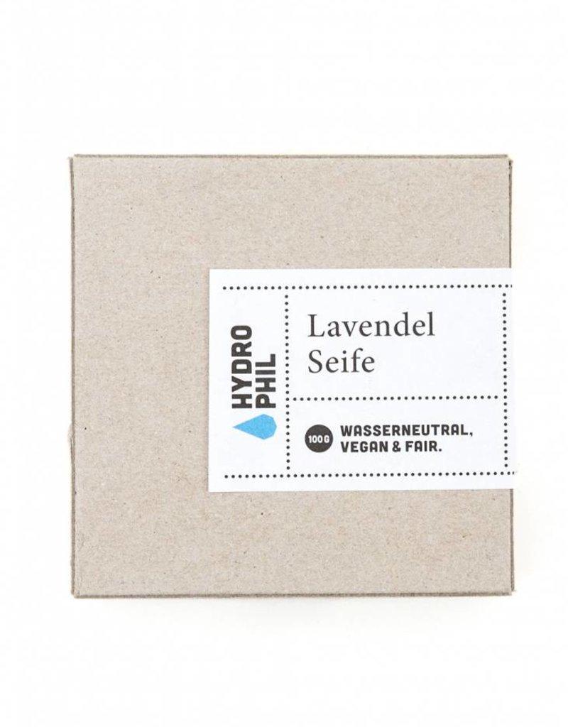 Hydrophil Handgefertigte Lavendel Seife