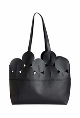 Lee Coren Shopper Ciclo Bag, Half Moon / schwarz
