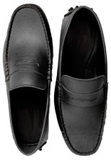 Herrenslipper Penny Driving Loafers  / schwarz