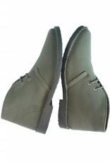 Will's Vegan Shoes Ldt Stiefel Canvas Desert Boots / olivgrün