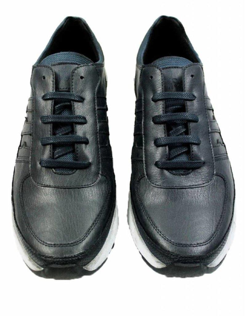 Will's Vegan Shoes Ldt Turnschuh LA Trainers / dunkelblau