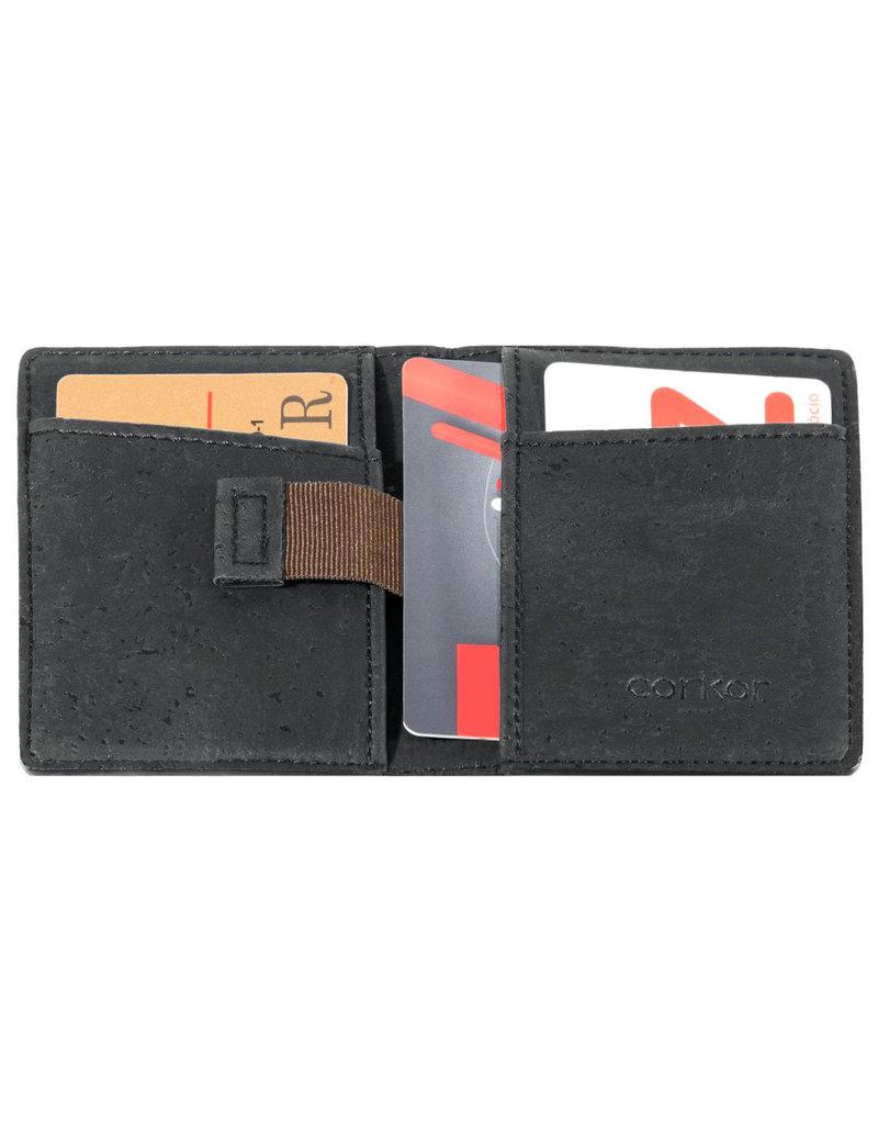 Corkor Kork Brieftasche für Minimalisten - RFID SAFE