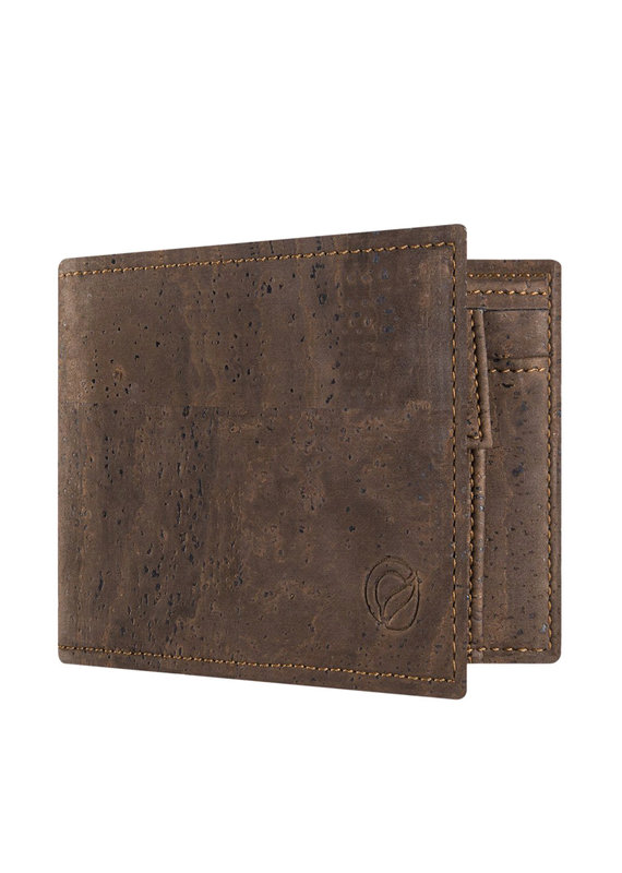 Corkor Kork Brieftasche mit Münzfach - RFID SAFE