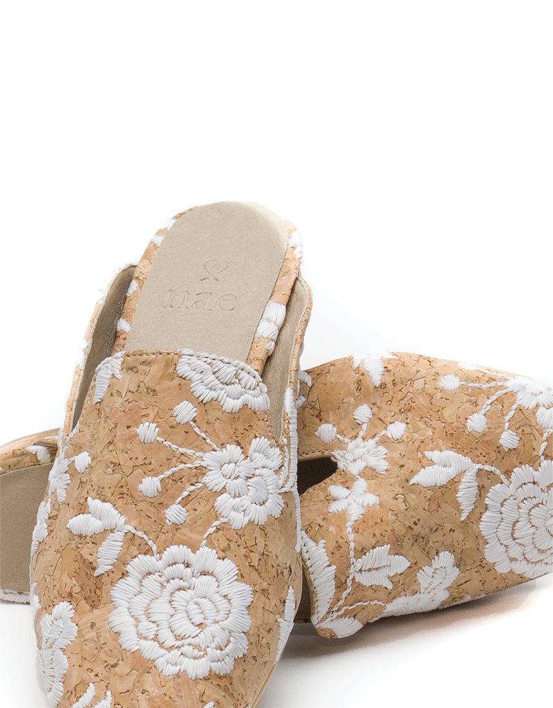 NAE Vegan Shoes Damenslipper aus Kork