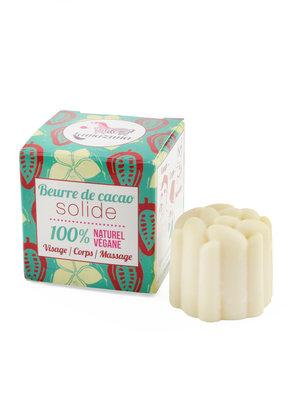 Lamazuna Feste Kakaobutter - Pflege für deine Haut