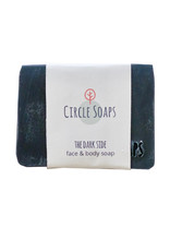 "Circle Soaps Vegane Seife ""The Dark Side"""