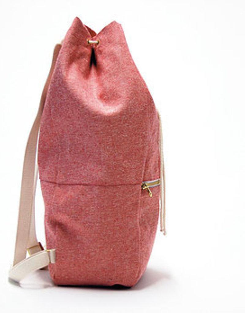 kaliber fashion Berlin Veganer Rucksack redjeans