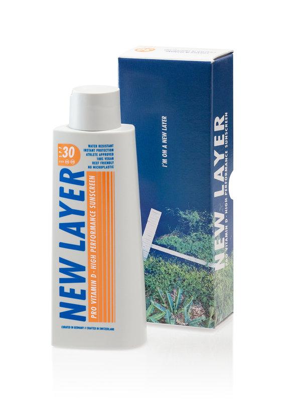 New Layer Sonnencreme LSF30 - 200 ml