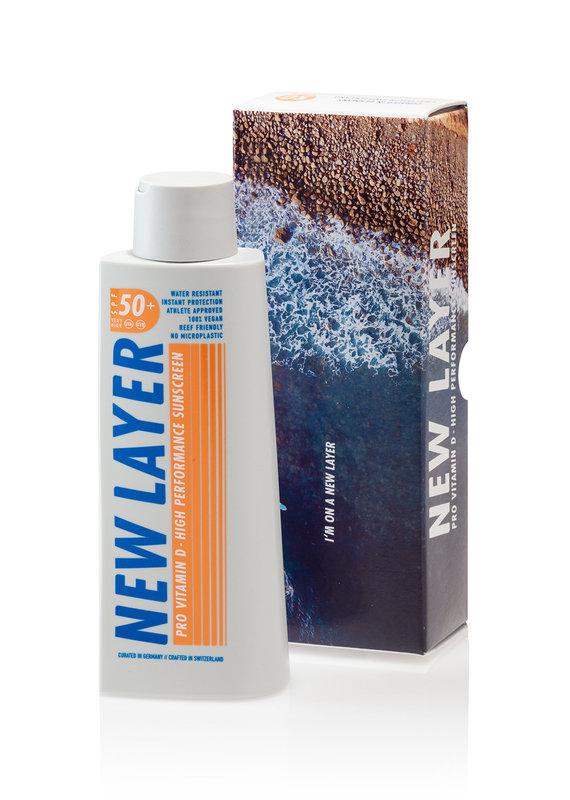 New Layer Sonnencreme LSF50 - 200 ml