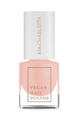 Kia Charlotta Nagellack - Beautiful (Pfirsich Rose), 5ml