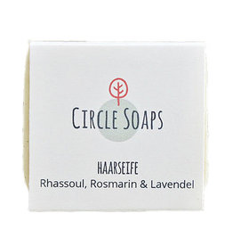 Circle Soaps Haarseife - für trockene Haare
