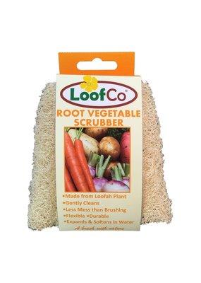 LoofCo Natürlicher Gemüse-Schrubber
