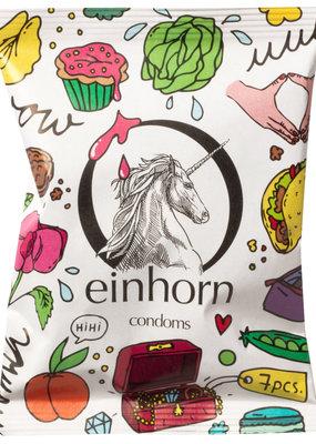 einhorn condoms - Muschigegenstände