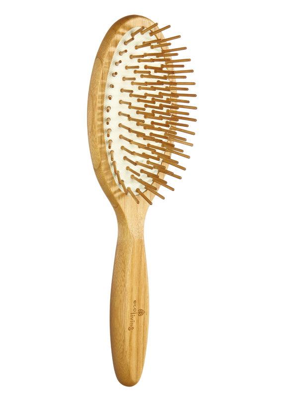 eco Living Plastikfreie Haarbürste