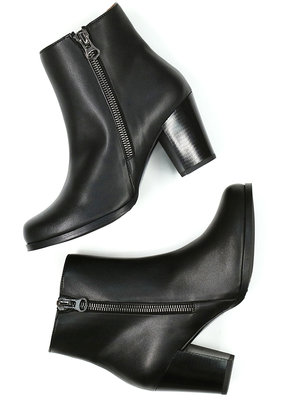 Will's Vegan Shoes Stiefeletten / schwarz