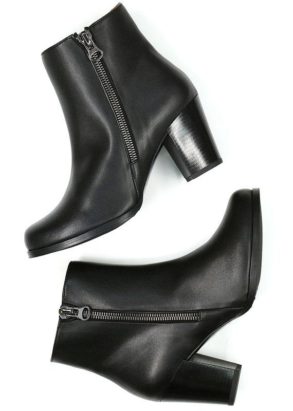 Will's Vegan Shoes Stiefeletten / schwarz