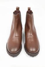 Damen Chelsea Boots / braun