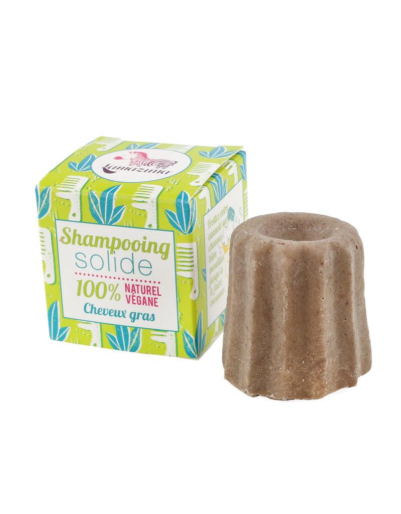 Lamazuna Festes Shampoo für frettiges Haar - May Chang