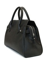 Will's Vegan Shoes City Bag / schwarz