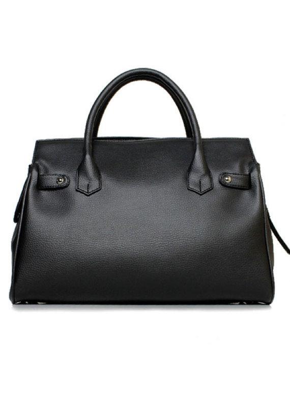Will's Vegan Shoes City Bag / schwarz