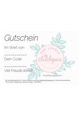 The Lovely Chickpea Geschenkgutschein