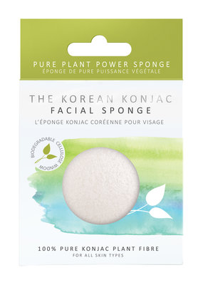 The Konjac Sponge Co Konjac Sponge - 100% pure