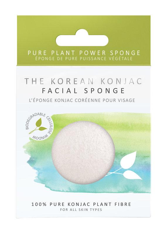 The Konjac Sponge Co Konjac Sponge - 100% pure