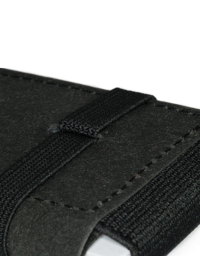 Anders & Komisch A&K MINI Portemonnaie schwarz/schwarz
