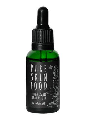 PURE SKIN FOOD Beauty Öl für strahlende Haut (alle Hauttypen)