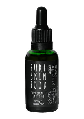 PURE SKIN FOOD Beauty Öl für trockene & reife Haut