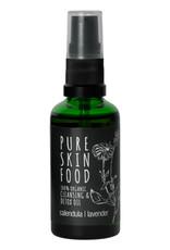 PURE SKIN FOOD Bio Cleansing & Detox Öl -50 ml