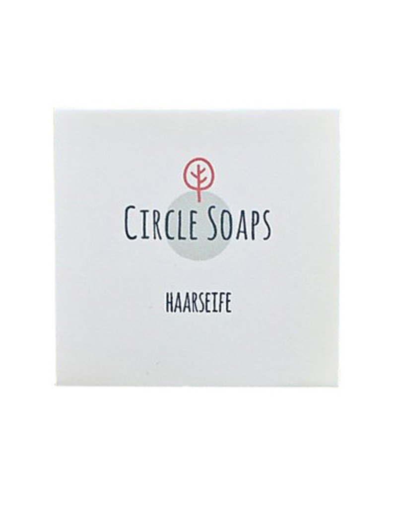 Circle Soaps Haarseife ohne Duftstoffe - für normales Haar