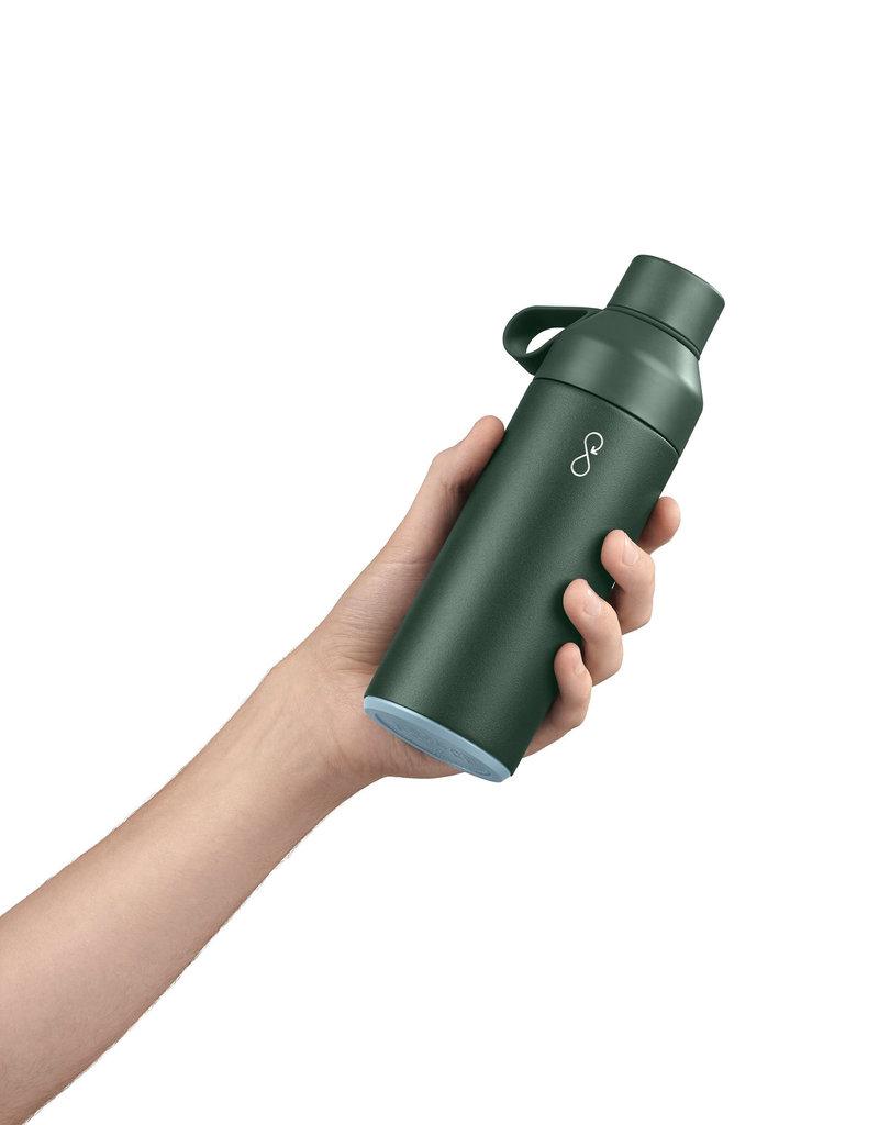 Ocean Bottle Flasche aus Upcyclingplastik - Forest