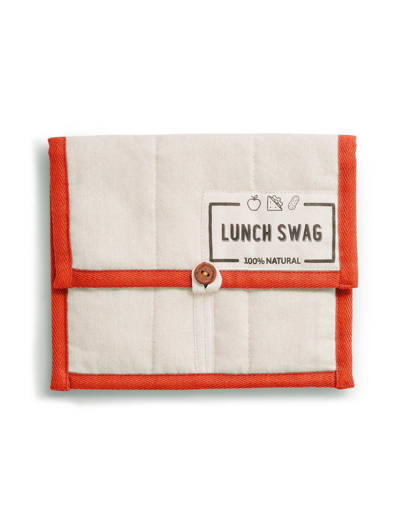 eco Living The Lunch Swag / orange