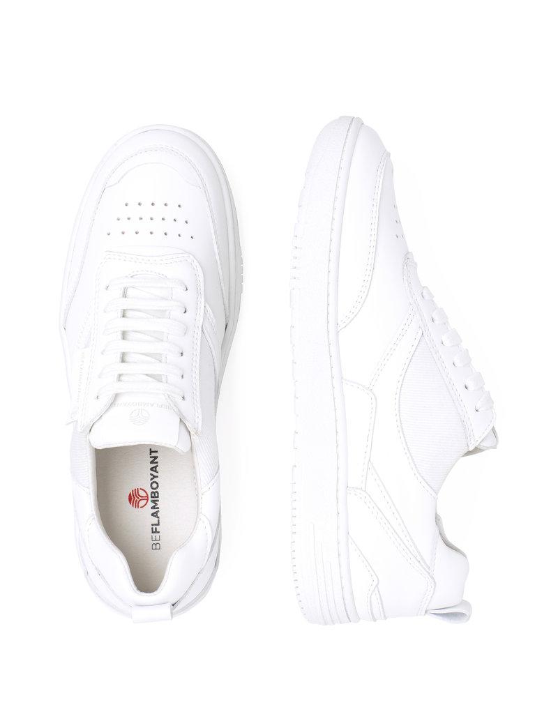 Beflamboyant Vegane Sneakers Beflamboyant  / white