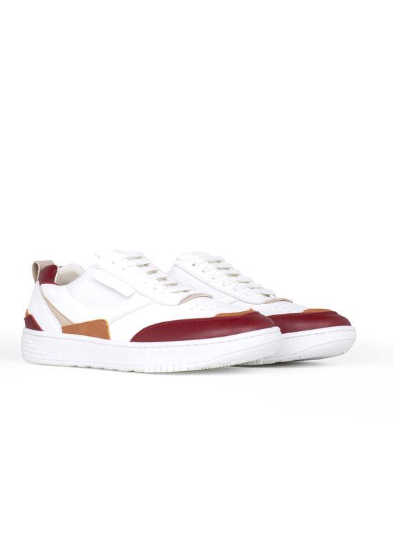 Beflamboyant Vegane Sneakers / wine