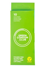 Green Condom Club Vegane Kondome / 10er Pack