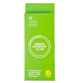 Green Condom Club Vegane Kondome / 10er Pack